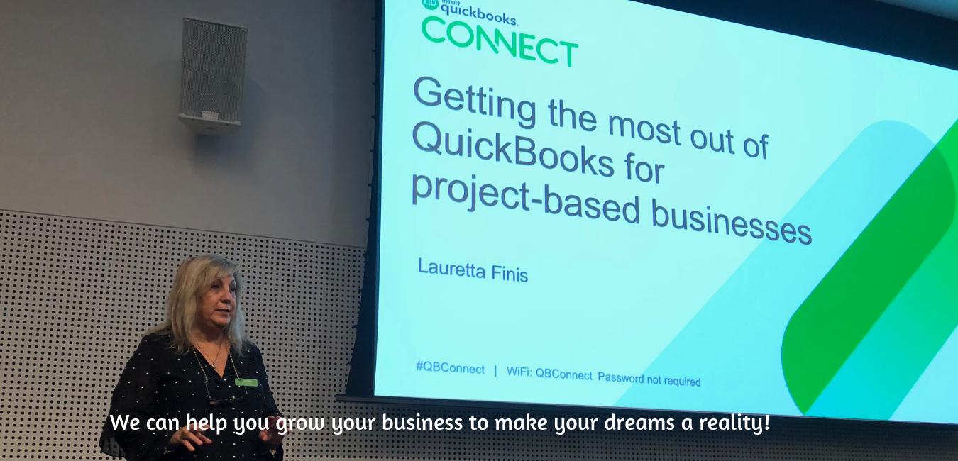Lauretta QBConnect Melbourne 2019